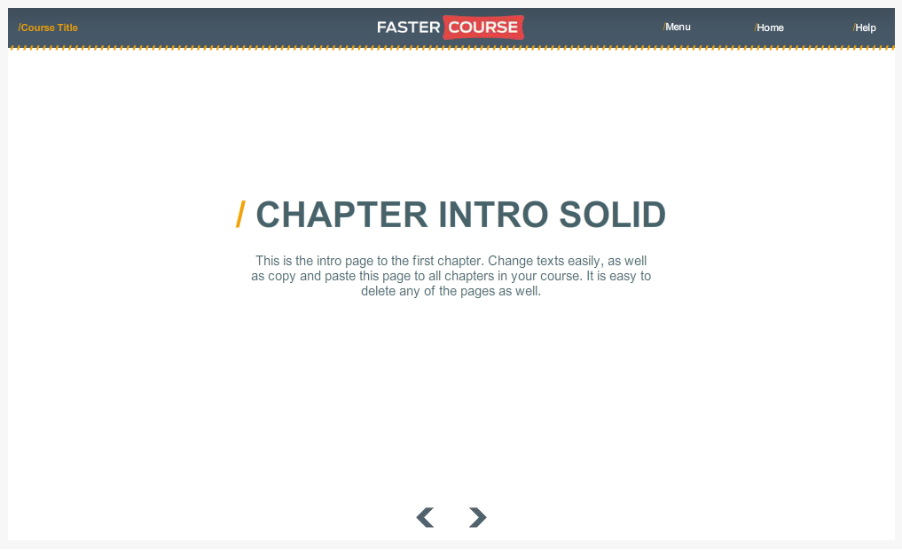 Articulate Storyline Countryside Guide Chapter Intro Solid Preview