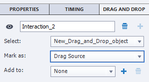 Captivate Drag and Drop object